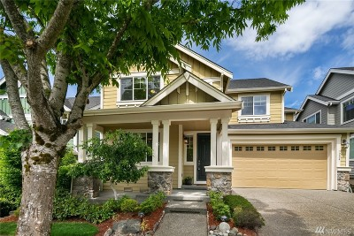 Issaquah Single Family Home For Sale: 3224 NE Marquette Wy
