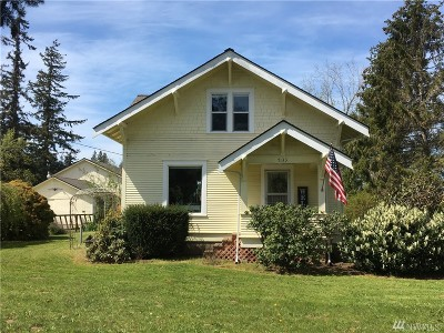 Lynden Commercial For Sale: 7133 Guide Meridian