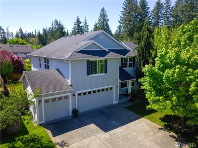 Maple Valley Single Family Home For Sale: 23433 SE 242nd Place
