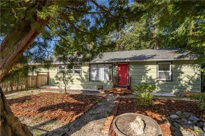 Fircrest Single Family Home For Sale: 218 Alameda Ave