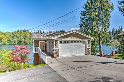 Stanwood Single Family Home For Sale: 6931 Olive Ave