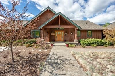 Leavenworth Single Family Home For Sale: 10235 Suncrest Dr