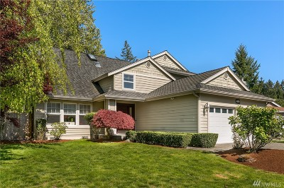 Kirkland Single Family Home For Sale: 7654 NE 125th St