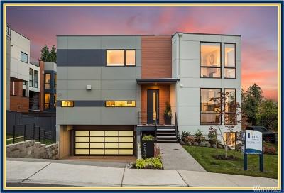 Kirkland Single Family Home For Sale: 6224 Lake Washington Blvd NE