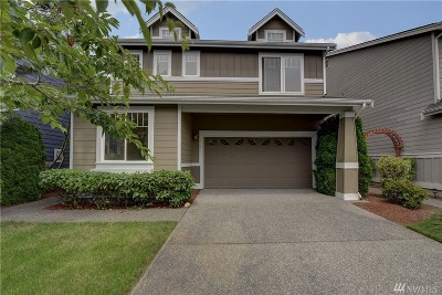 Sammamish Single Family Home For Sale: 23832 SE 5th St