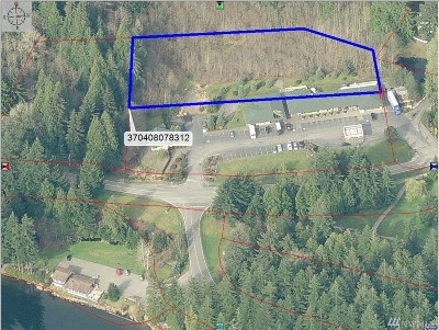 Residential Lots & Land For Sale: Lake Whatcom Blvd.