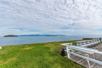 Anacortes, La Conner Single Family Home For Sale: 5265 Guemes Island Rd