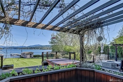 Bellingham WA Single Family Home For Sale: $1,595,000