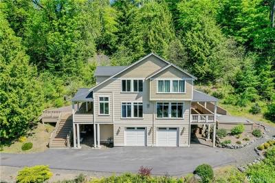 Bremerton Single Family Home For Sale: 3484 Sulphur Springs Lane NW