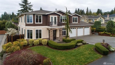 Edmonds Single Family Home For Sale: 9309 SW 190th St
