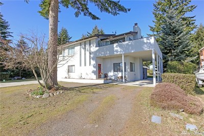 Port Ludlow Single Family Home For Sale: 910 Thorndyke Rd