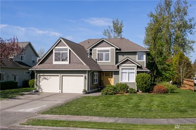 Lynden Single Family Home Sold: 1537 Clematis Ct