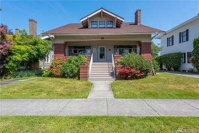 Blaine Single Family Home Sold: 328 Boblett St