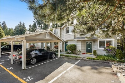Lynnwood Condo/Townhouse For Sale: 6128 202nd St SW #104