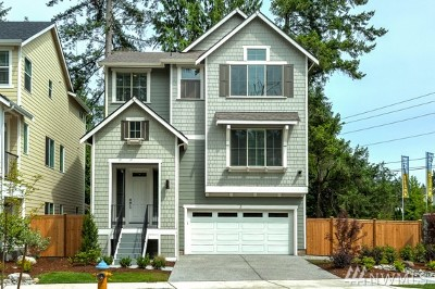 Bothell Condo/Townhouse For Sale: 3 197th Place SW #13