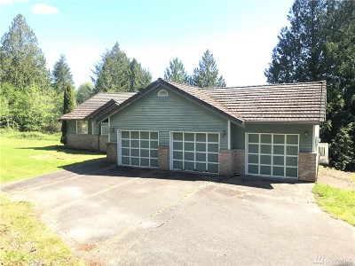 Gig Harbor Single Family Home For Sale: 3515 27th St Ct NW