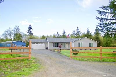 Onalaska Single Family Home For Sale: 117 Chinook Lane