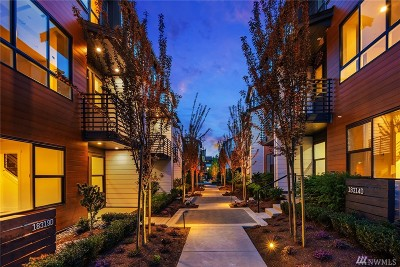 Bothell Condo/Townhouse For Sale: 18319 96th Dr NE #D