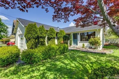 Whatcom County Single Family Home Pending: 2600 Ontario St