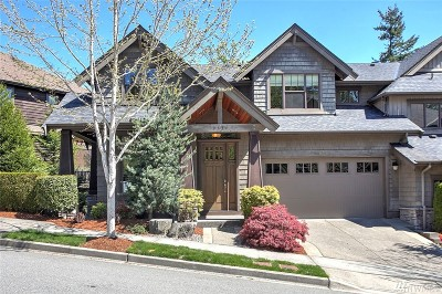 Issaquah Single Family Home For Sale: 2534 NW Stoney Creek Dr