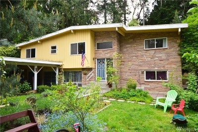 Shoreline Single Family Home For Sale: 1609 NW 191 St