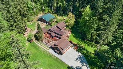 Woodinville Single Family Home For Sale: 15540 Mink Rd NE