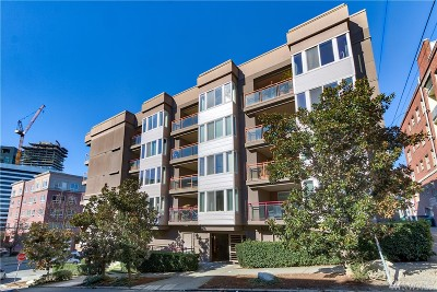 Condo/Townhouse Sold: 1700 Bellevue Ave #303