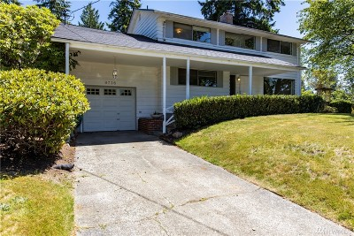 Edmonds Single Family Home For Sale: 9726 228th Place SW
