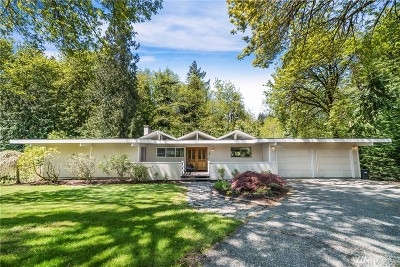 Olympia Single Family Home Pending Inspection: 3031 Westwood Ct NW