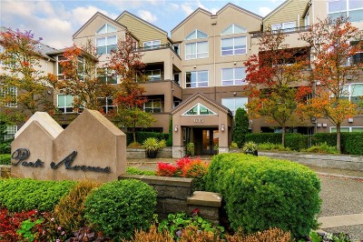 Condo/Townhouse Sold: 615 6th St #307