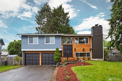 Federal Way Single Family Home For Sale: 3856 SW 339th St