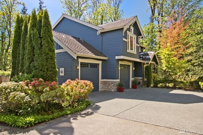 Issaquah Single Family Home For Sale: 352 Wilderness Peak Dr NW