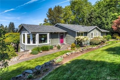 Tacoma Single Family Home For Sale: 1923 Dumas Cir NE