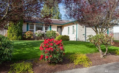 Whatcom County Single Family Home Pending: 2433 N Bakerview Park Dr