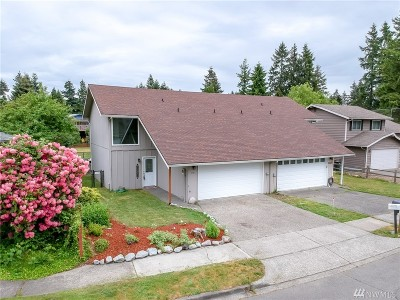Pierce County Single Family Home For Sale: 1105 N Newton St