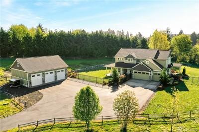 Olympia Single Family Home Pending: 10205 35th Lane SE