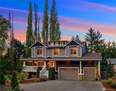 Issaquah Single Family Home For Sale: 490 SE Sycamore Place
