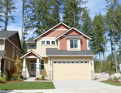 Lacey Single Family Home For Sale: 4246 Dudley Dr NE #Lot69