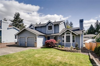 Sammamish Single Family Home For Sale: 927 224th Ct NE