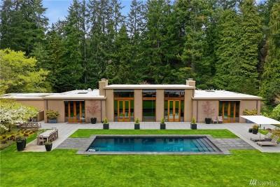 Shoreline Single Family Home For Sale: 130 Huckleberry Lane NW