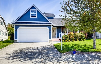 Whatcom County Single Family Home Pending Inspection: 4618 Bedford Ave