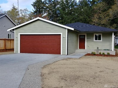 Tacoma Single Family Home For Sale: 14227 A St S