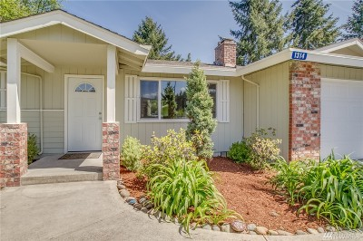 Yelm Single Family Home For Sale: 1314 W Yelm Ave SE