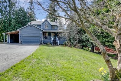 Kingston Single Family Home Pending BU Requested: 7973 NE Sunnywoods Lane