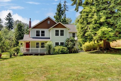 Snohomish Single Family Home For Sale: 4722 157th Ave SE