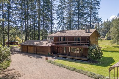 Pierce County Single Family Home For Sale: 15916 84th St NW
