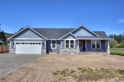 Montesano Single Family Home For Sale: 21 Fox Prairie Rd