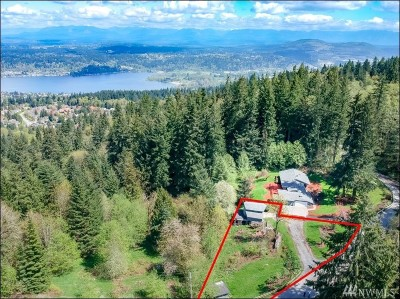 Issaquah Residential Lots & Land For Sale: 17600 SE Cougar Mountain Dr