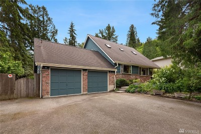 Issaquah Single Family Home For Sale: 610 Mt Logan Dr SW