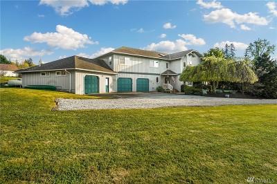 Mount Vernon Single Family Home Pending: 19496 Conway Hill Rd